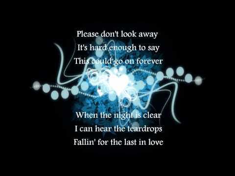 George Strait- Last In Love Lyrics