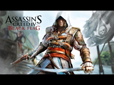 Художественный трейлер с E3 -Assassins Creed 4. Черный флаг[RU]