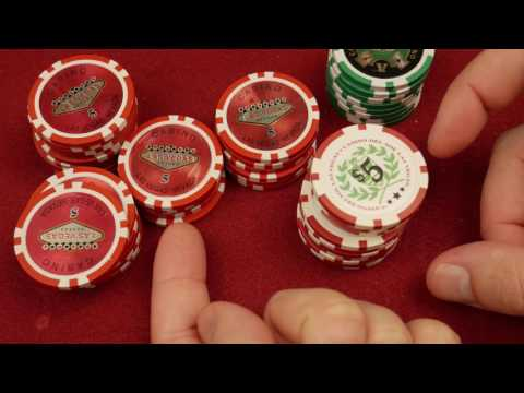 Las Vegas Casino Poker Chip - First Impressions