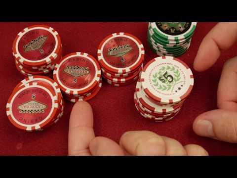 Las Vegas Casino Poker Chip - First Impressions
