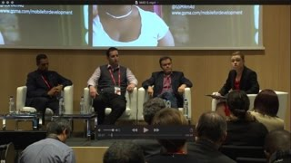 M4D Seminar at Mobile world Congress 2015: Scaling mobile-enabled businesses