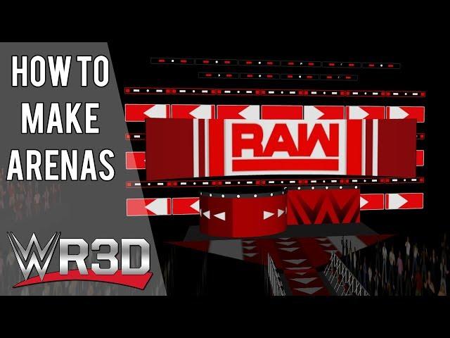 WR3D arenas | GamerHow | Gamers walkthrough and Tips