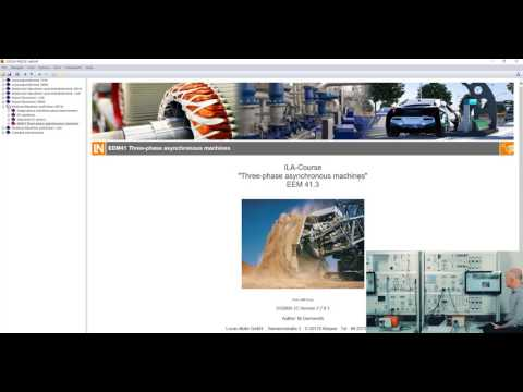 Training Systems for Electric Machines, Drives and Power Electronics by Lucas-Nülle