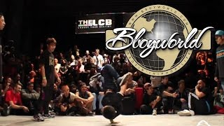 Kill & Vero vs Issei & Wing // .BBoy World // BREAKING 2on2 FINAL | LCB BATTLE 2013