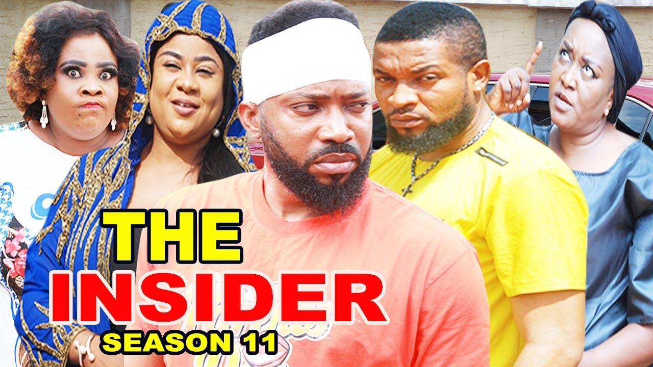 Download THE INSIDER SEASON 11 (Trending New Movie Full HD)Fredrick Leonard 2021 Latest Nigerian New Movie