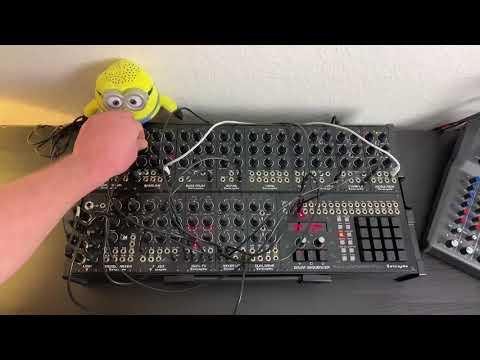 Erica Synths Techno System///Techno Jam