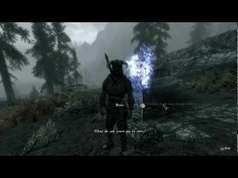 Skyrim Roleplay - Part 20 - Wood Elf Smuggler