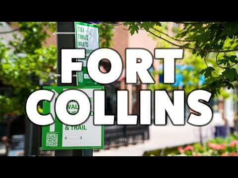 Hiking Horsetooth Falls & Downtown Fort Collins