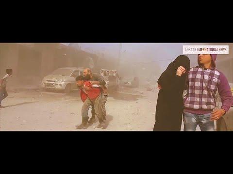 SYRIEN DOKU - MITTEN DRIN STATT NUR DABEI - ANSAAR INTERNATIONAL e.V.