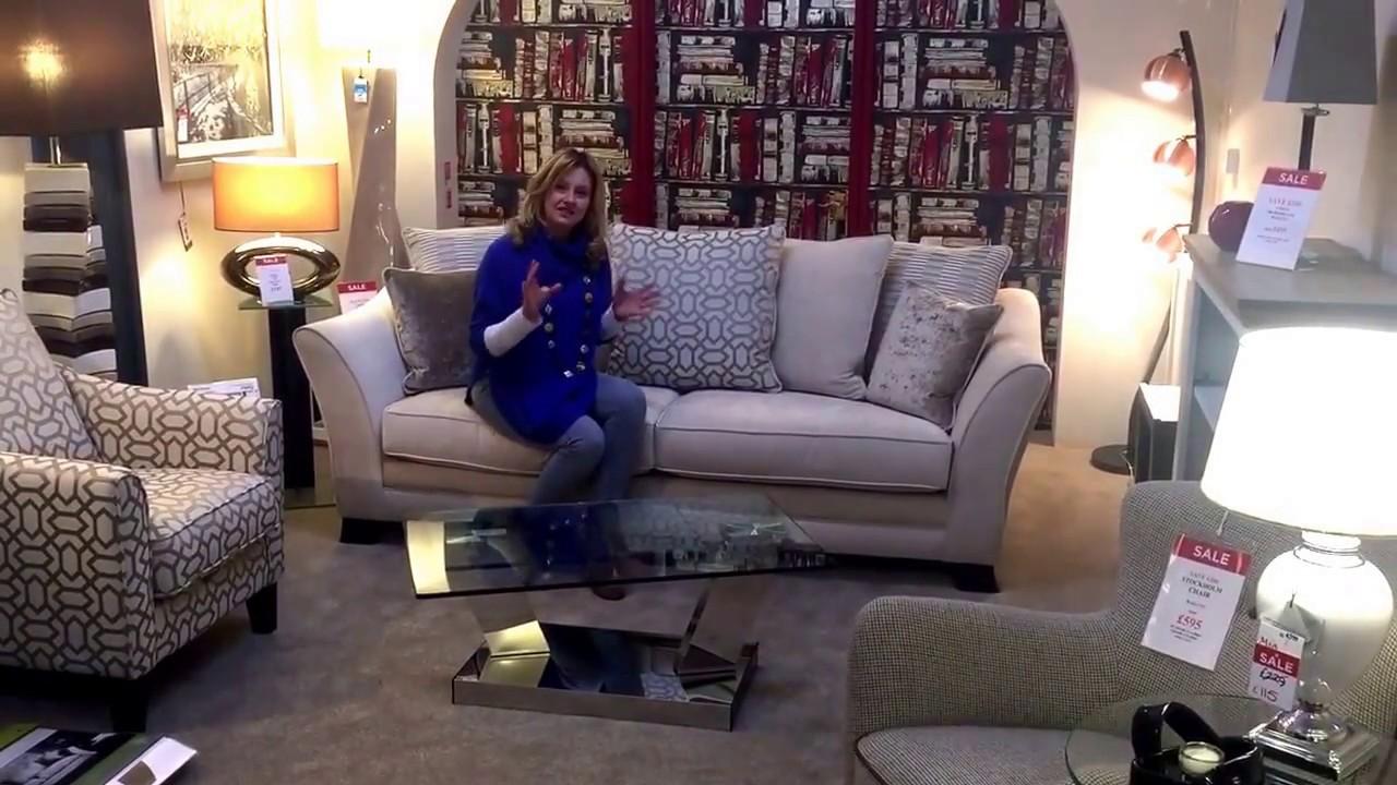 Hetty Sofa From Ashley Manor Mia Stanza Nantwich Cheshire