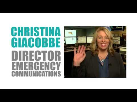 Ask The City | Emergency Communications Center