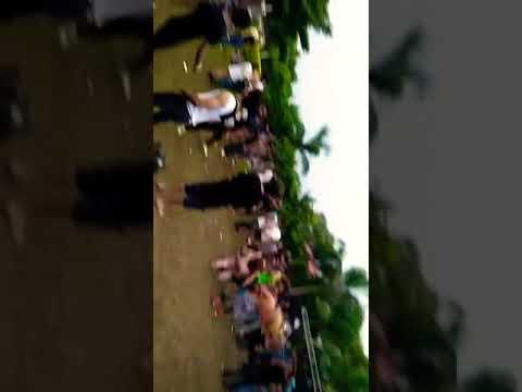 Outdoor rave in Delhi