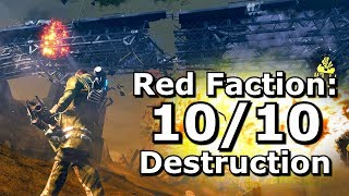 Red Faction's Destruction - Best Ever?
