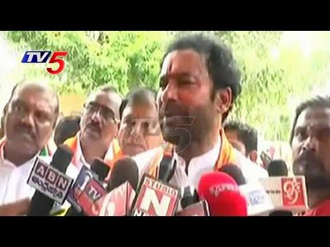 Kishan Reddy Arrested for his Pada Yatra in Warangal | TV5 News