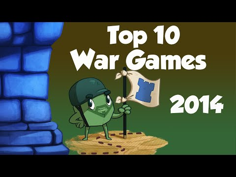 Top 10 War Games