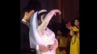 Uzbek to'y Ruxshona va Sanjar NIkoh To'yi 02 11 2014