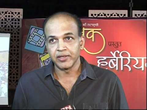 Bollywood Veteran  Film maker Ashutosh Gowarikar Praises Sunil Barve - Marathi News