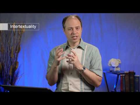 Introduction to Biblical Studies: Intertextuality