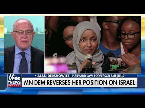Dershowitz: Hard-Left Democrats Are 'Tolerating Anti-Semitism' to Avoid Being Alienated