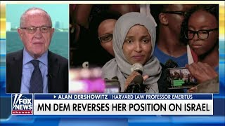 Dershowitz: Hard-Left Democrats Are 'Tolerating Anti-Semitism' to Avoid Being Alienated