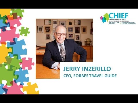 CHIEF General Session   Keynote Jerry Inzerillo