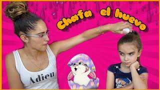 CHAFA EL HUEVO challenge / Diversión Máxima