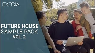 FREE Future House/Bounce Sample Pack VOL. 2 | Mike Williams, Curbi, Lucas & Steve Style