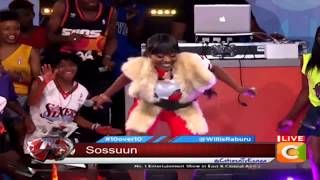Sosuun's energetic performance #10over10