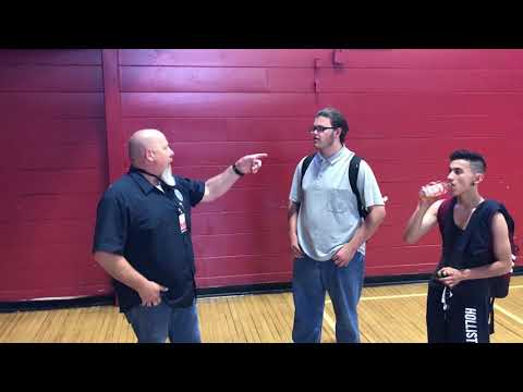 Antelope Valley High School Tour