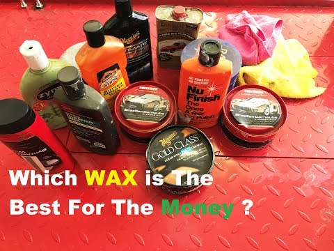 WHO? Makes The Best WAX For The $$$   A Must SEE !