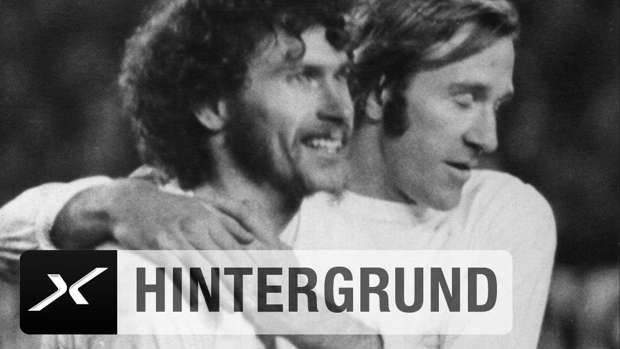 Günter Netzer Mesut –zil und Co El Clasico in deutscher Hand