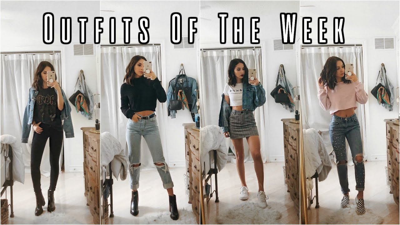 FALL OUTFITS OF THE WEEK 2018   Casual + Fashionable 7