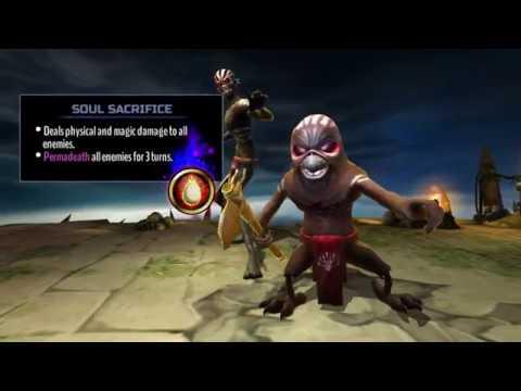 "Iron Maiden: Legacy of the Beast - Shaman ""The Bird"" Strikes!"