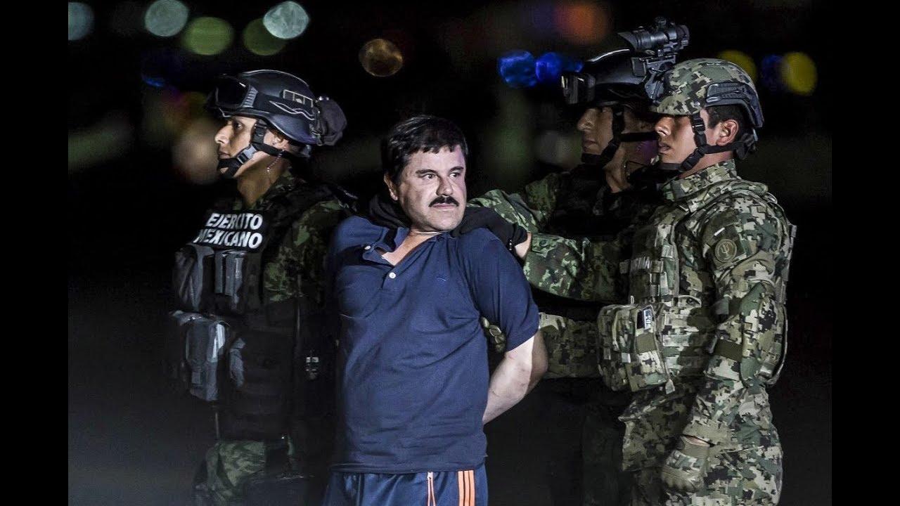 """Hukuman Penjara Seumur Hidup Incar Raja Obat Bius """"El Chapo"""""""