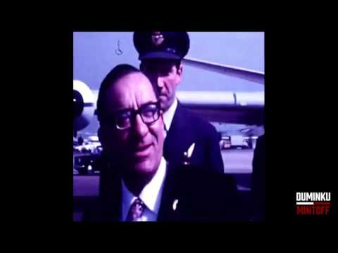 DOM MINTOFF VISITS LONDON FOR TALKS 1972