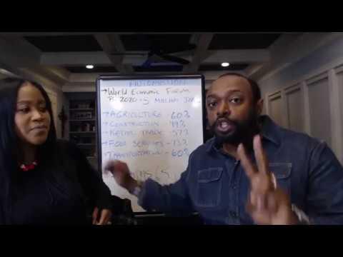 **JOB being REPLACED by Automation? - TLC Ambassadors Dexter Scott and Tonya Joyner Scott