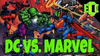 DC vs. Marvel: The Showdown Of The Century! (1996)