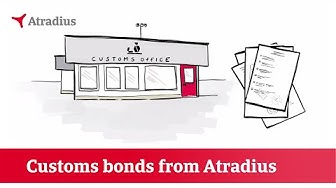 Why choose customs bonds from Atradius?