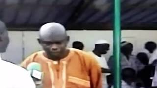 Gambia: pardoned prisoners paraded, interviewed