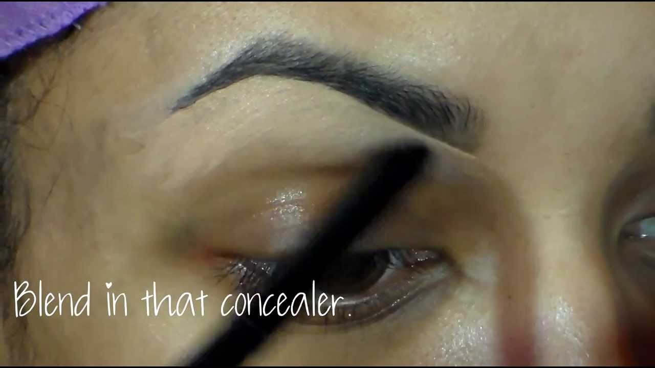 how to draw eyebrows using eyebrow pencil