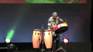 Cricket Song Steel Drum Steel Pan Music (KingDon Mix)