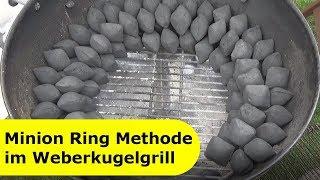 018 - Minion Ring Methode fr Kugelgrill