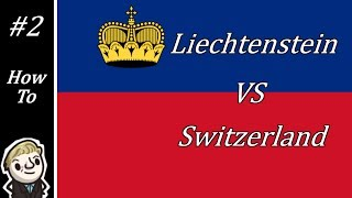 HoI4 - Modern Day - Liechtenstein vs Switzerland - Part 2 of 2
