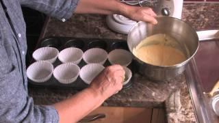How To Make Gluten Free Orange Fairy Cakes