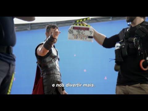 Thor: Ragnarok - Nos Bastidores