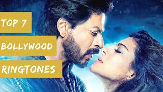 Top 7 Best Bollywood Ringtones 🎵🎵 (Download link in Description)