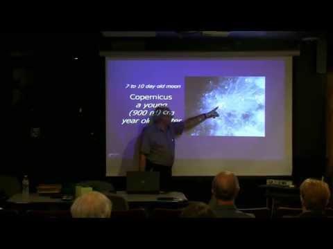 "NJAA - ""Lunar Geology"" : Mr. Alan Witzgall"