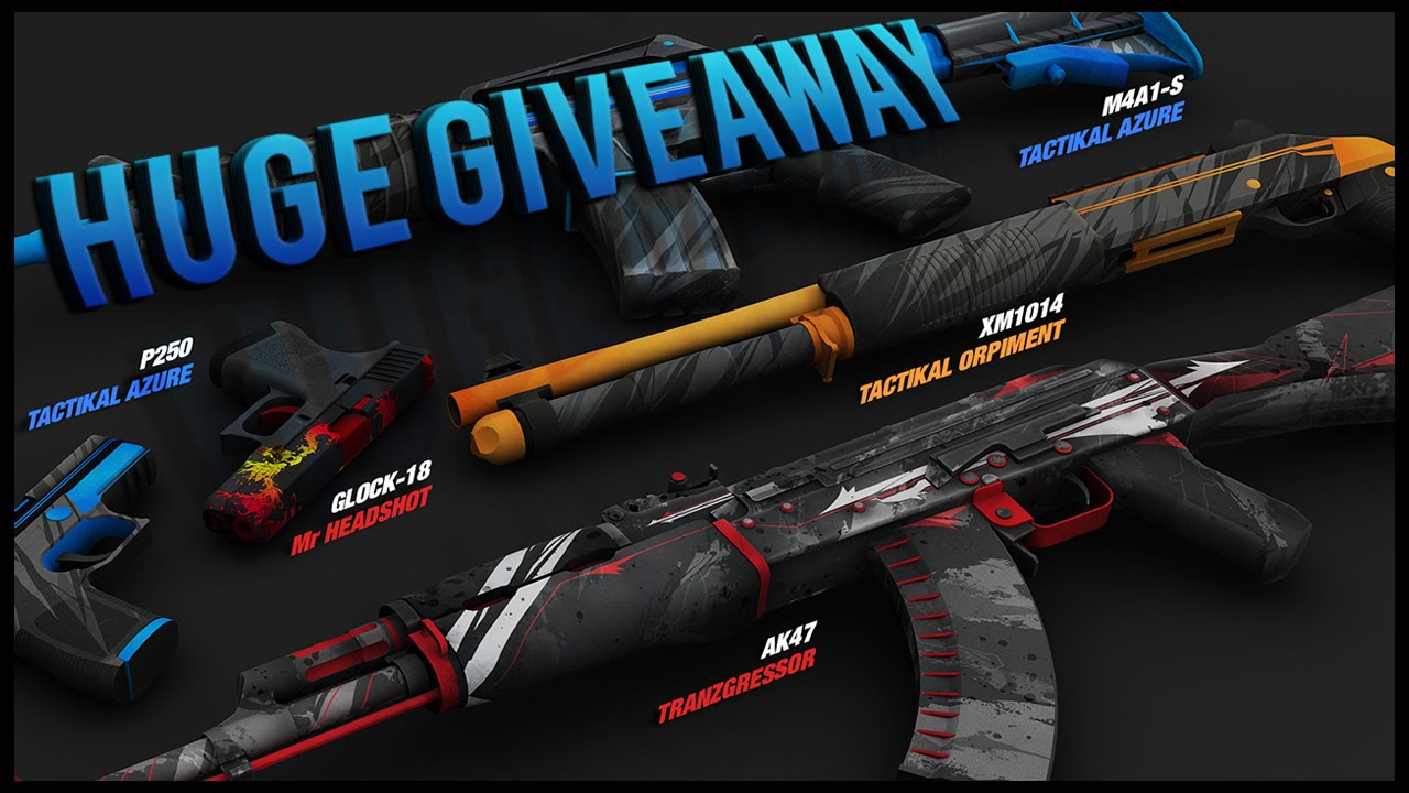 Cs go butterfly knife giveaway steam rcon