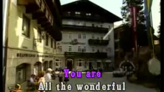 KARAOKE   Maureen McGovern   Can You Read My Mind