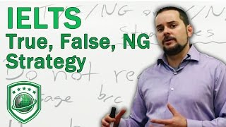 IELTS Reading Section True, False Not Given Strategy